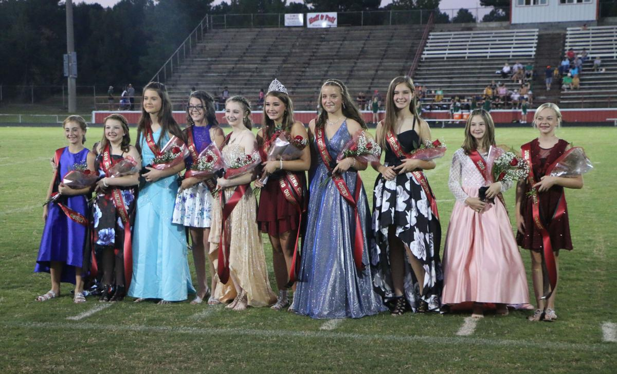 CMS homecoming court