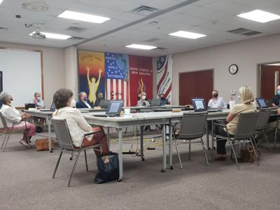 School board adopts mask requirements statement