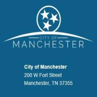 The Manchester Water and Sewer Department has a water main break on Ragsdale Road