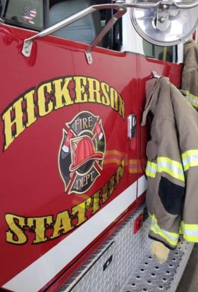 Hickerson Station improves insurance rating