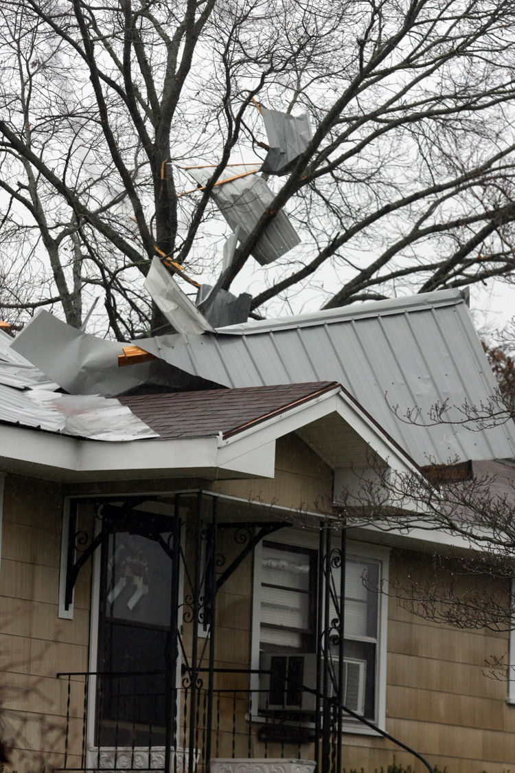 Weather service confirms Wednesday Tornado touchdown in
