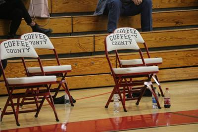 Capstar donates new gym chairs for CHS