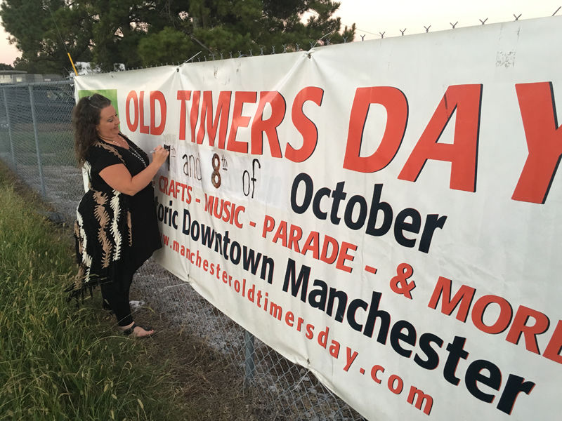Old Timers Day is this weekend