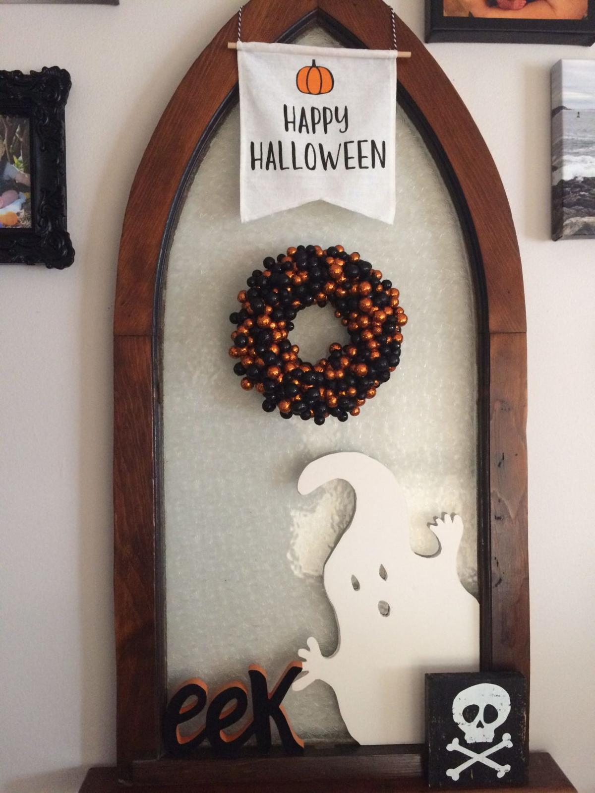 Do-it-yourself Halloween on a budget: Scare up some spooky décor that won't hurt candy-stash funds