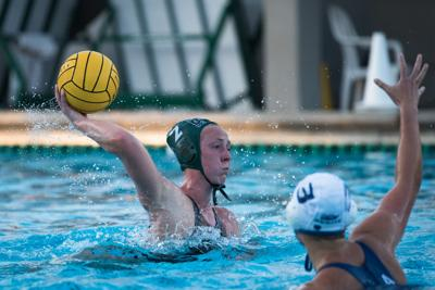 Water Polo vs. UCD 4/2