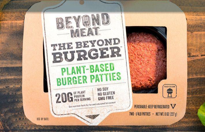 beyond burger review