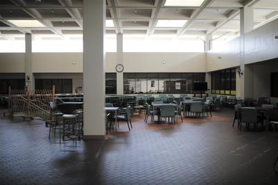 Campus Center Common Area
