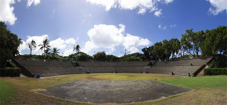Andrews Amphitheater