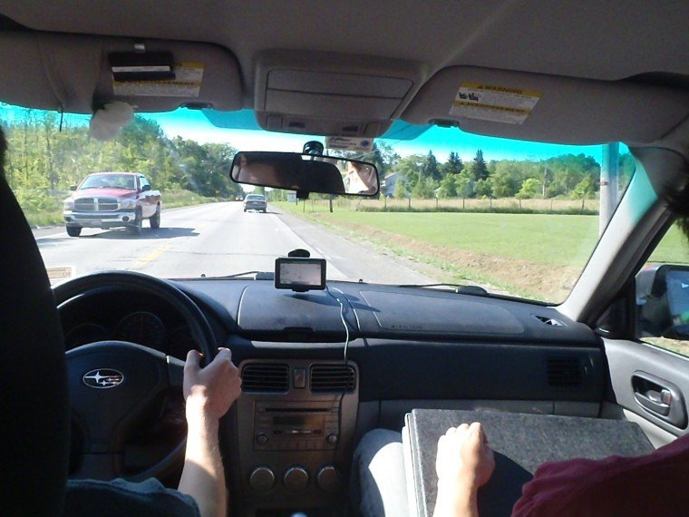 Starting on the road to Gettysburg