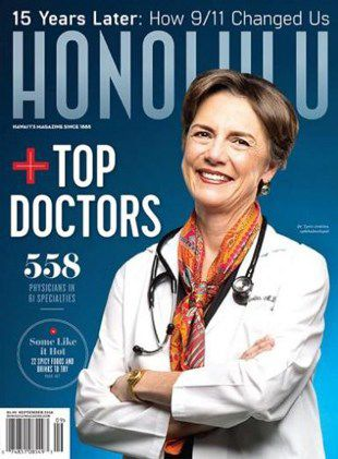 UH graduates, faculty on Honolulu Magazine's Top Doctors list