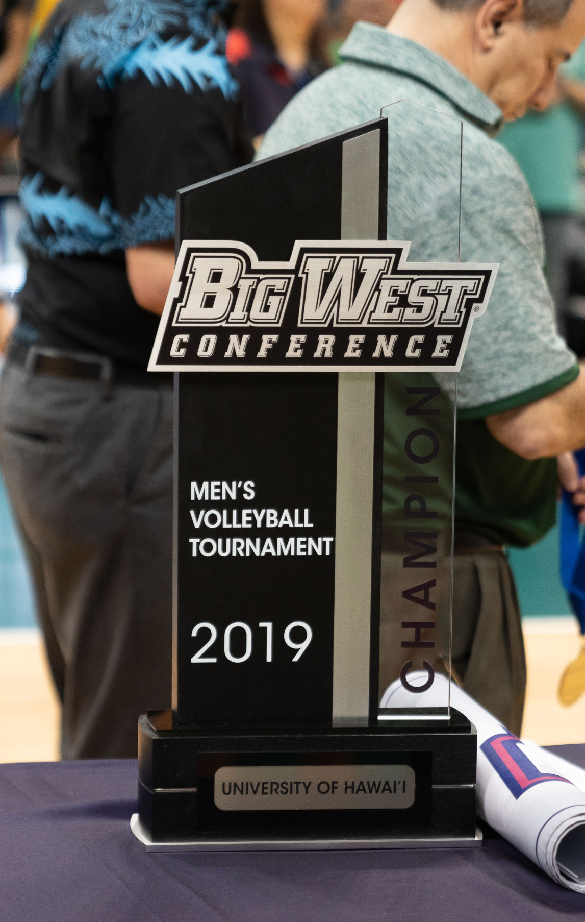Big West Men's Volleyball Trophy