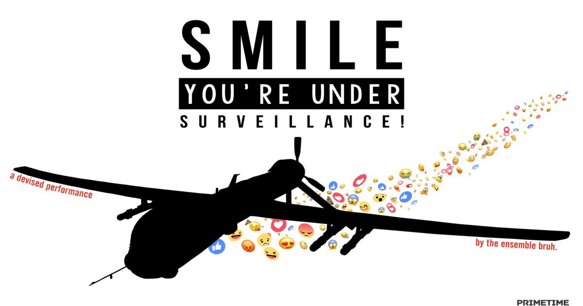 smile you're under surveillance header
