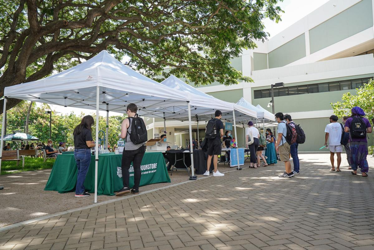 Welina Manoa / UH Campus