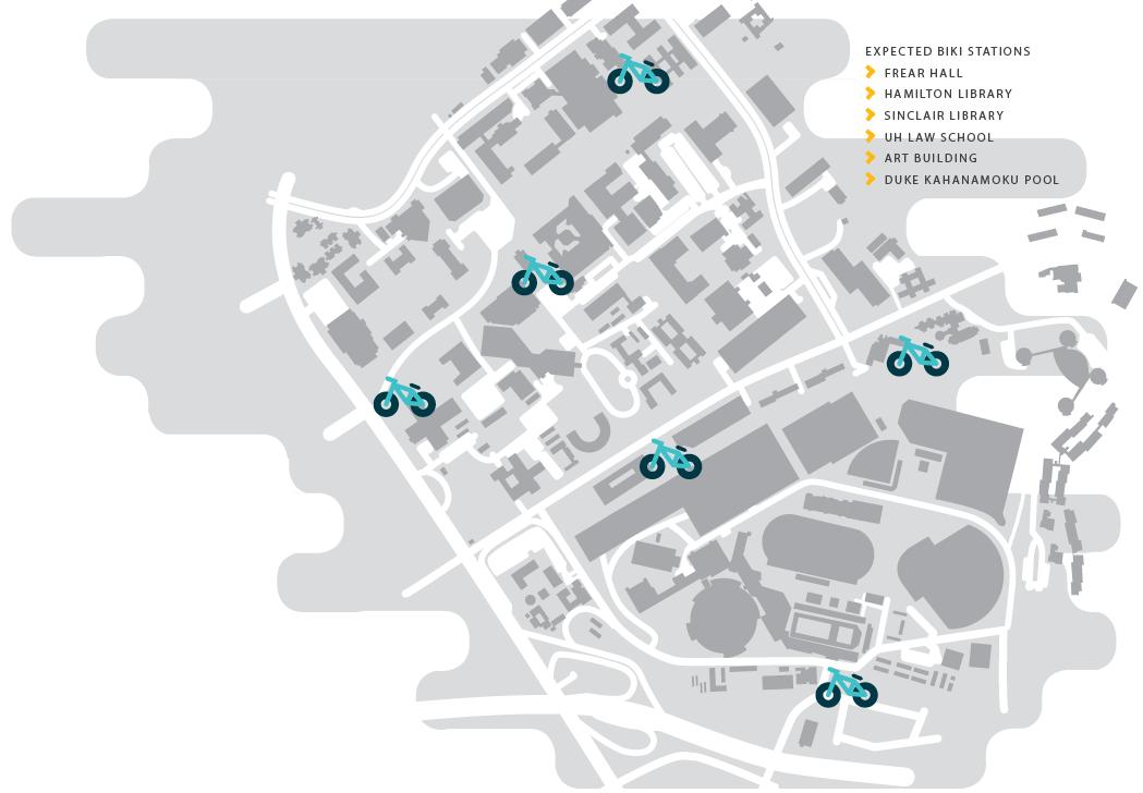Biki Station Map