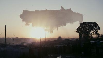 'District 9' reveals human inhumanity