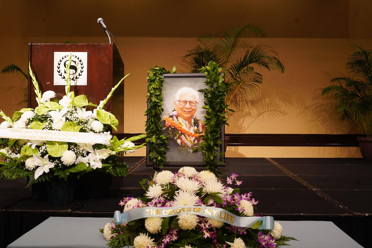 Celebration of Life for Chuck Gee