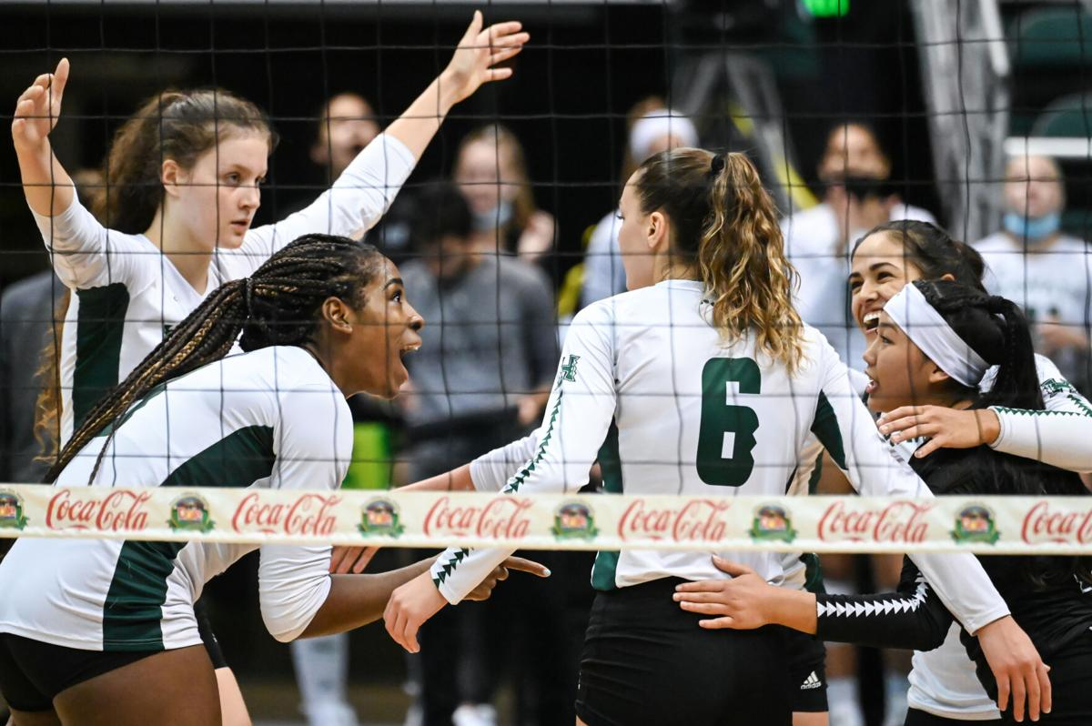 Hawai'i sweeps its way past Cal State Bakersfield