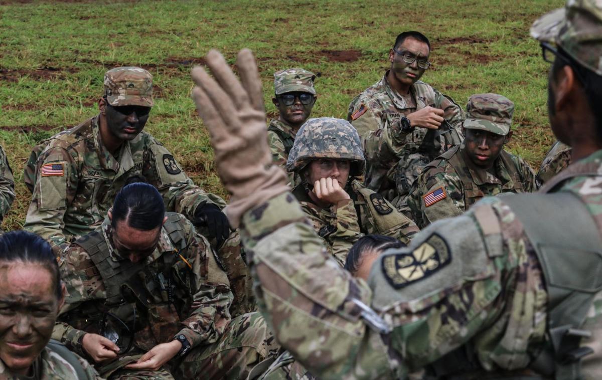 UH Army ROTC Warrior Battalion Superlab Day 2020