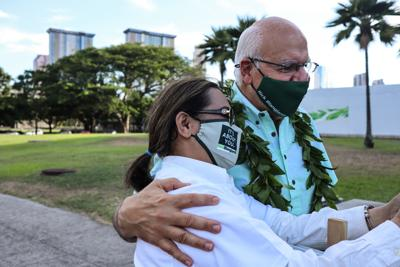 Rick Blangiardi wins Honolulu mayoral race