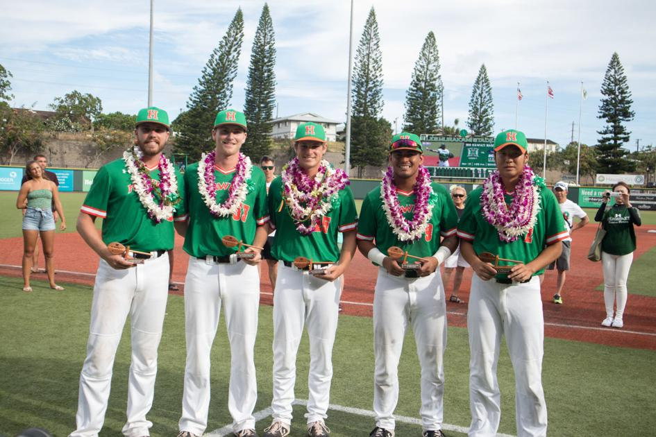 Rainbow Warriors fall to Gauchos in extra innings on Senior Day