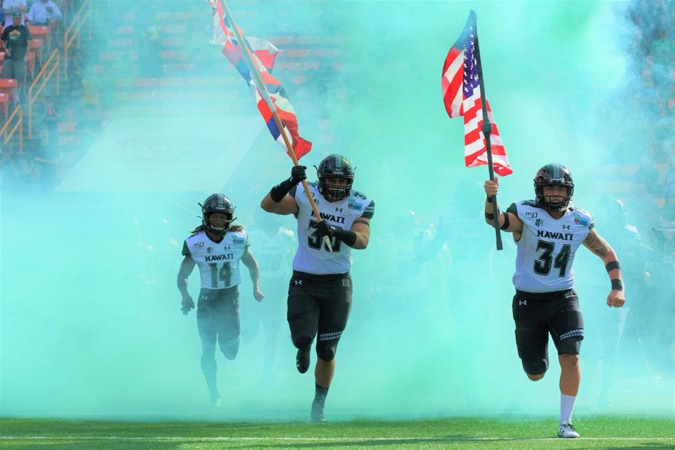 Mark Your Calendars: 2020 University of Hawai'i Football schedule released