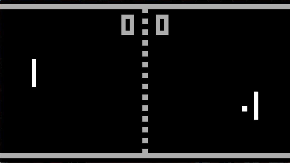 Class Video Games Header Pong