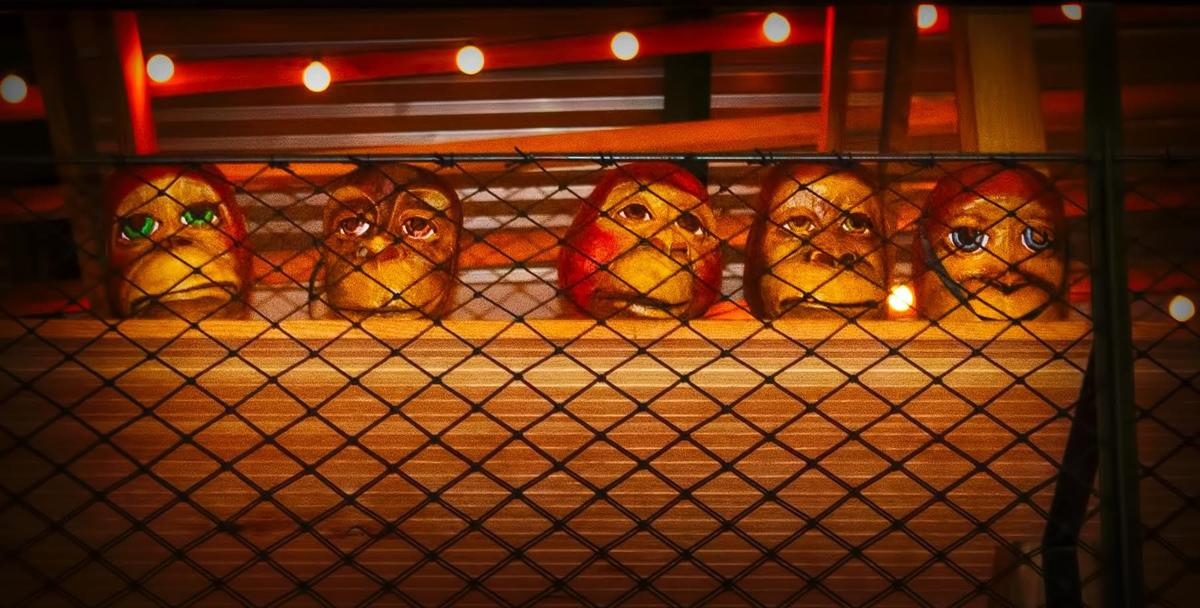 Monkeys in Kaka'ako 1