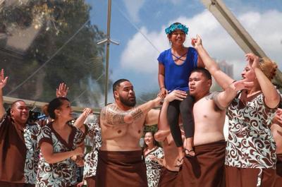 Micronesian festival