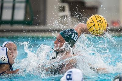 Water Polo vs. UCD 4/2