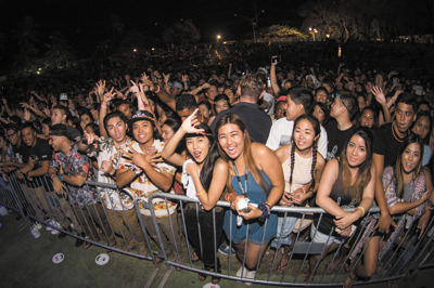 When will live events return to UH Mānoa?