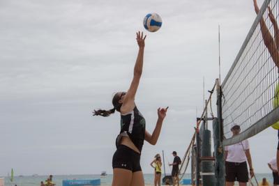 Beach volleyball 6