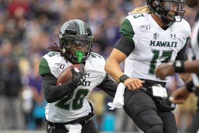 Miles Reed's big game not enough to save Hawai'i