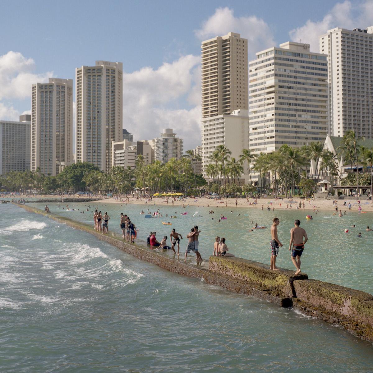 Outtake of Waikiki