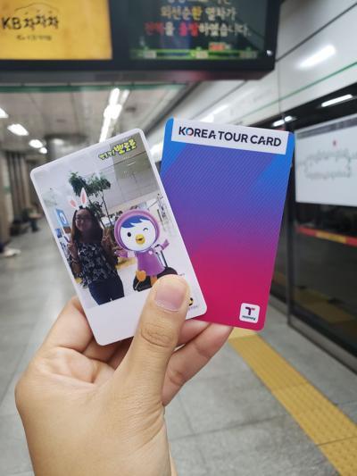 Seoul Metro - Transportation Cards