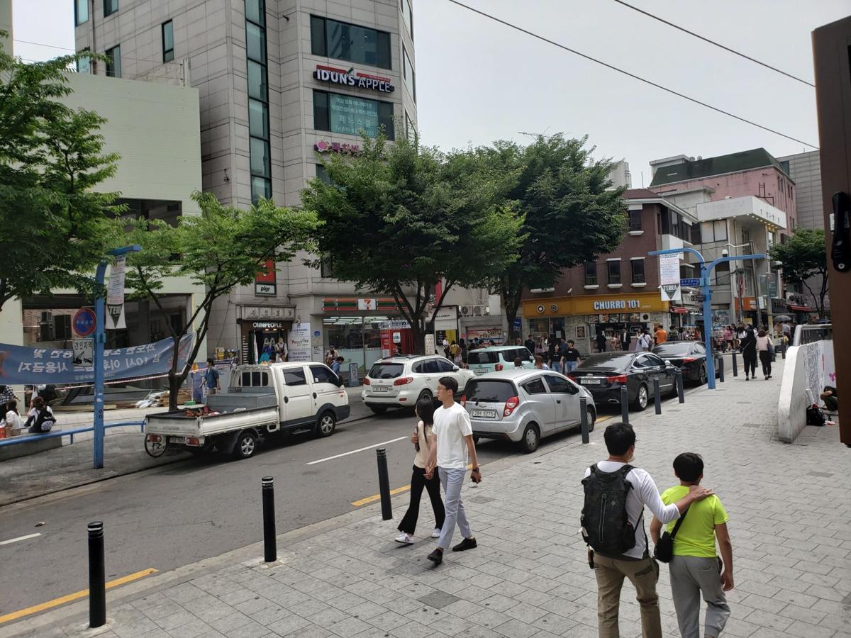 Welcome to Hongdae