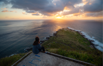 """A guide to Kaʻena Point Pillbox Hike: """"The leaping place of spirits."""""""
