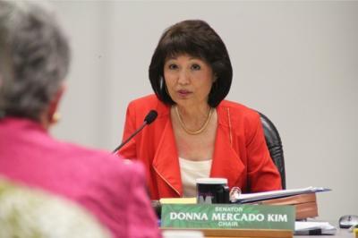 Sen  Donna Kim backs out of plan to cut 121 UH Mānoa faculty