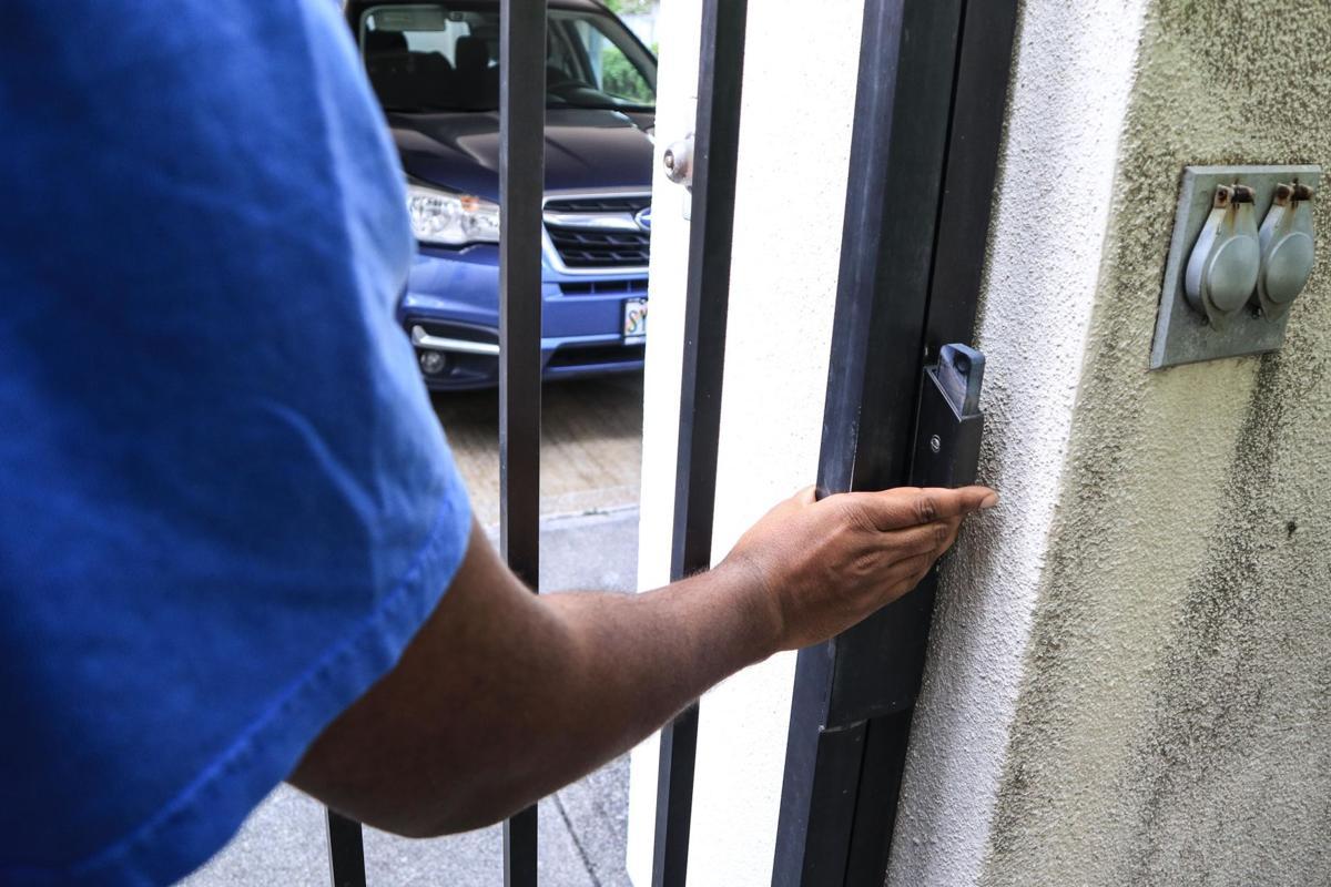 Faculty housing burglarized