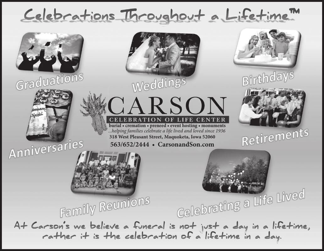 Carson-CelebrationThroughoutLifetime