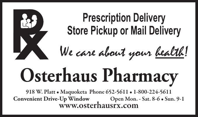Osterhaus Prescription Delivery