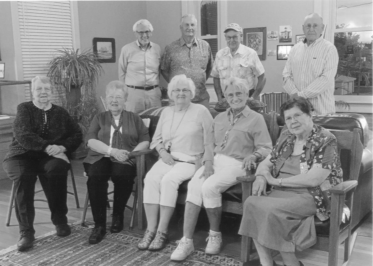 Preston Class of 1954