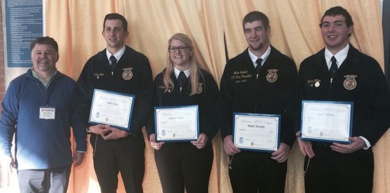 FFA engrained a love of agriculture in me