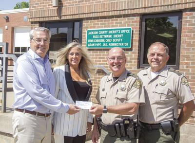 North jail donation