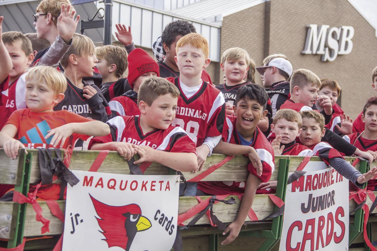 The Maquoketa Junior Cards