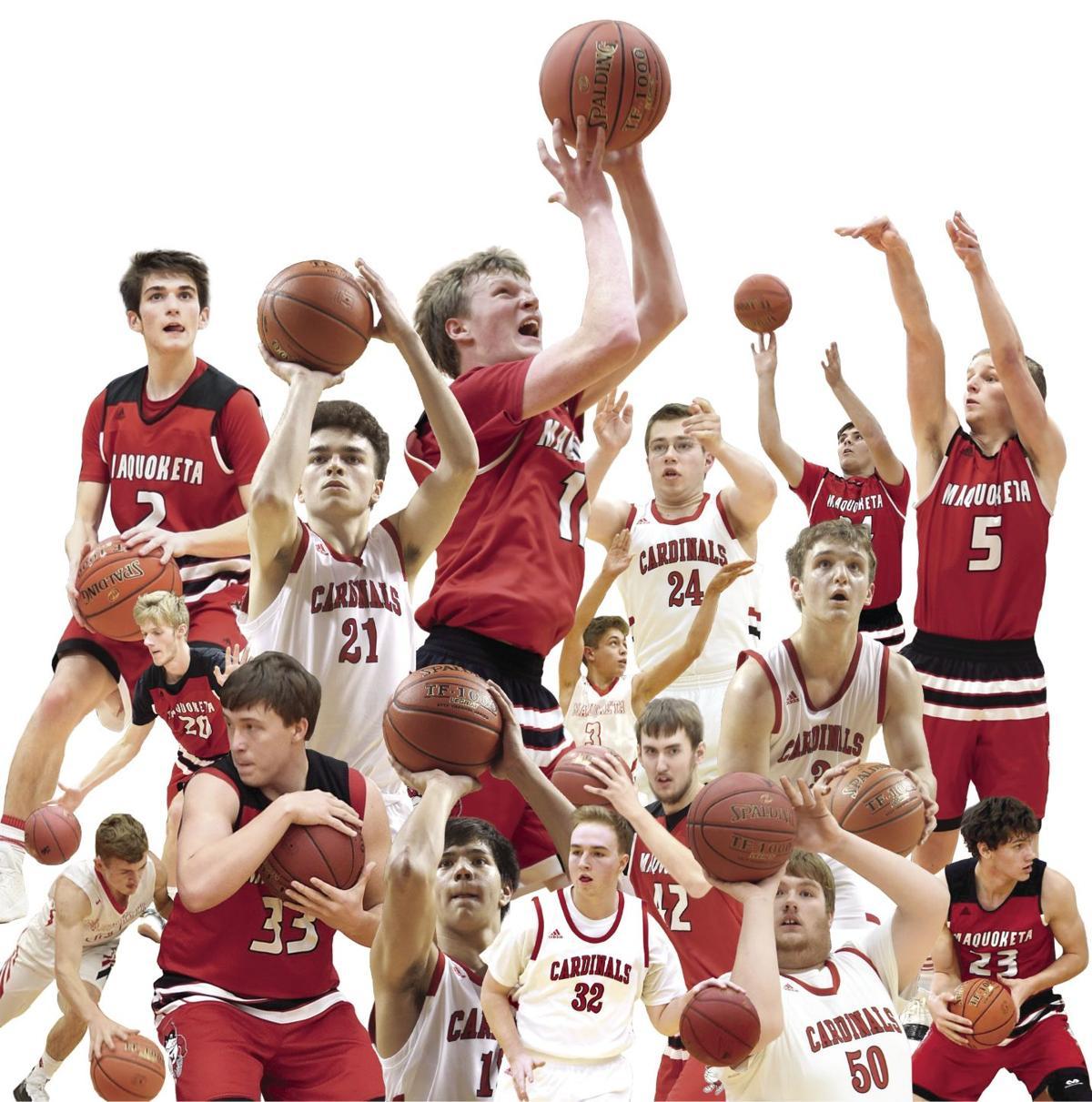 Maquoketa Varsity Basketball Boys