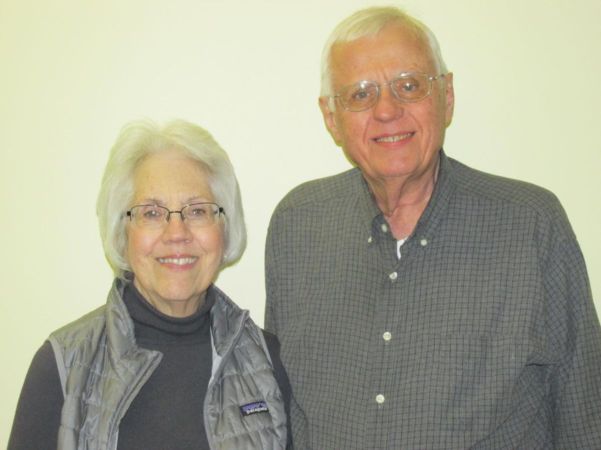 Barbara and James Deutmeyers