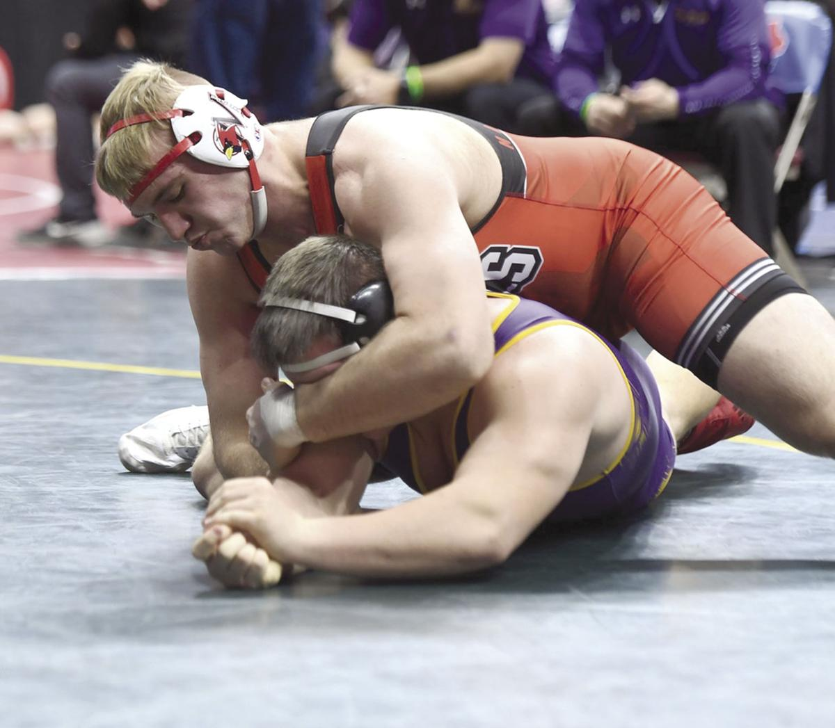 State wrestling_Rich