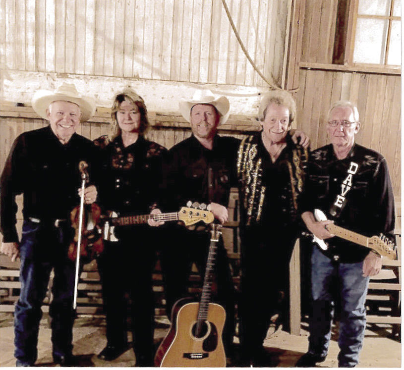 Local band Country Tradition