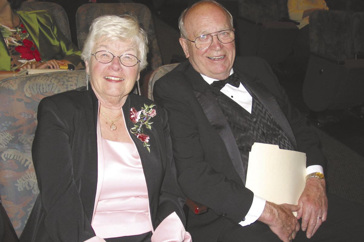 Ann and Bob Osterhaus