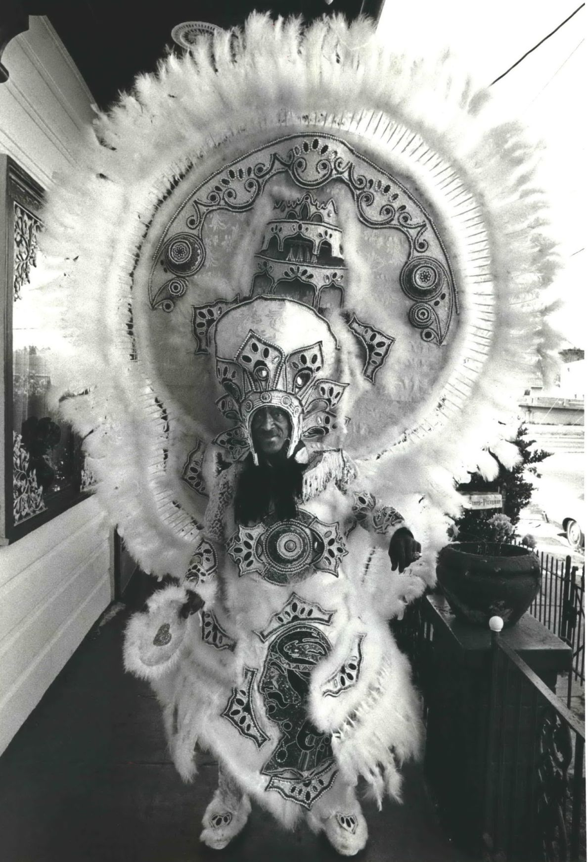 Follow Yellow Pocahontas' Big Chief on Mardi Gras: report